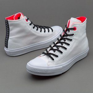 Converse Chuck Taylor II Canvas Fashion Sneakers